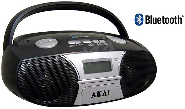 AKAI APRC-106 - Rádio