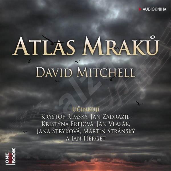 Atlas Mraků - David Mitchell