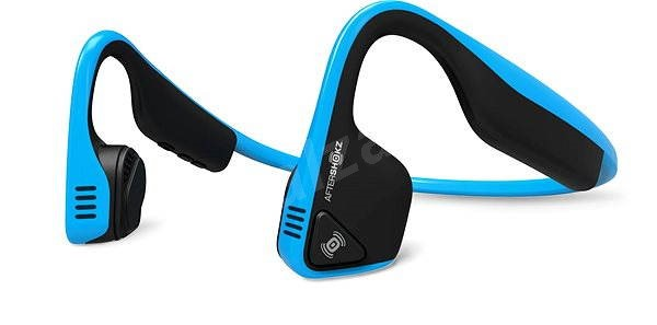AfterShokz Trekz Titanium modrá - Bezdrátová sluchátka