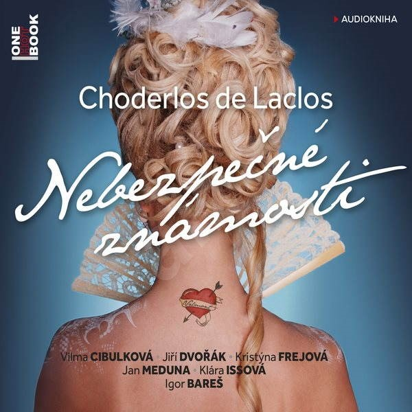 Nebezpečné známosti - Choderlos de Laclos