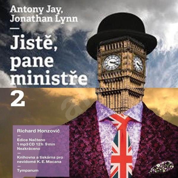 Jistě, pane ministře I + II za výhodnou cenu - Anthony Rupert Jay  Jonathan Lynn