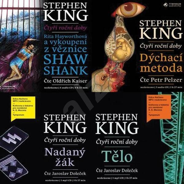 Stephen King za výhodnou cenu - Stephen King