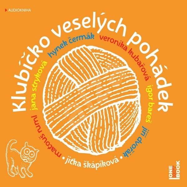 Klubíčko veselých pohádek - Jitka Škápíková