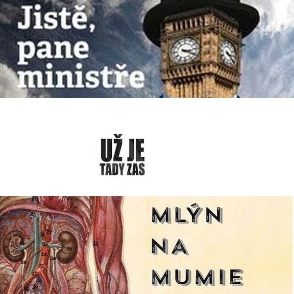 Balíček humorných audioknih za výhodnou cenu - Petr Stančík  Antony Rupert Jay  Jonathan Lynn  Timur Vermes