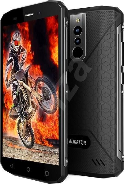 Aligator RX600 eXtremo černá - Mobilní telefon