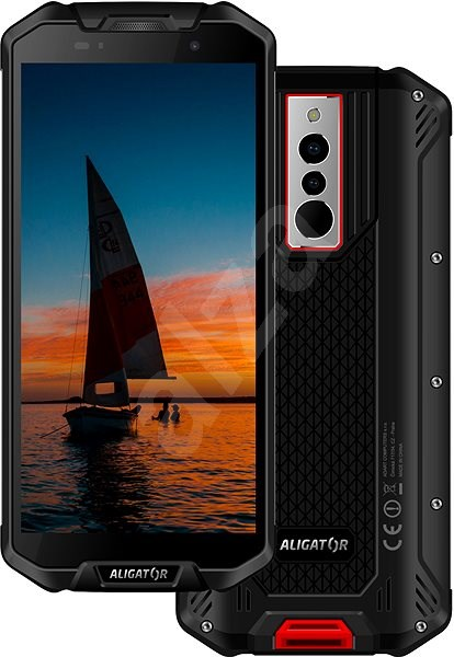 Aligator RX710 eXtremo červená - Mobilní telefon