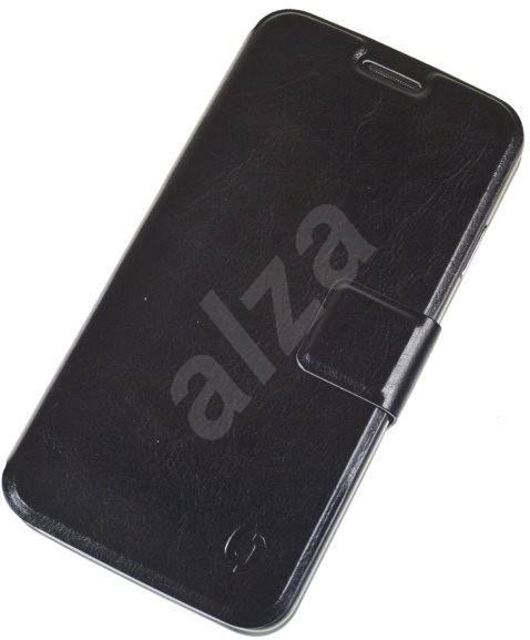 Aligator S515 BOOK Duo černé - Pouzdro na mobilní telefon