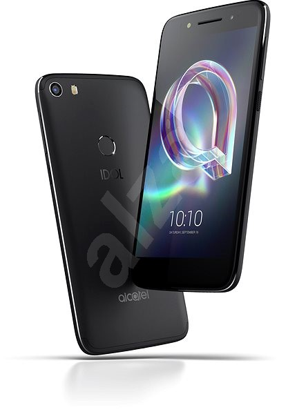 Alcatel IDOL 5  Metal Black - Mobilní telefon