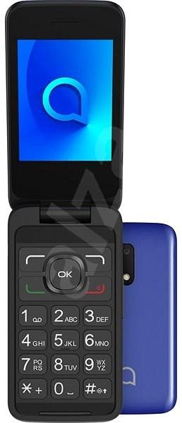 Alcatel 3025X modrá - Mobilní telefon