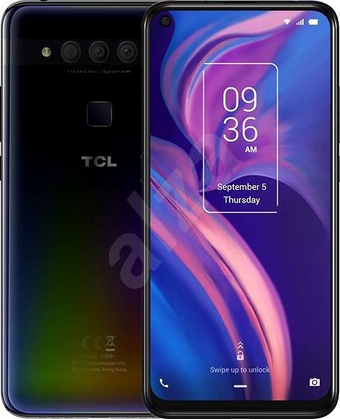 TCL Plex černá - Mobilní telefon