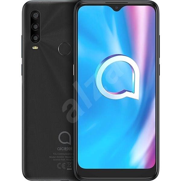 Alcatel 1SE 2020 64GB šedá - Mobilní telefon