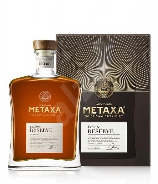 Metaxa Private Reserve 700 Ml 40% - Brandy