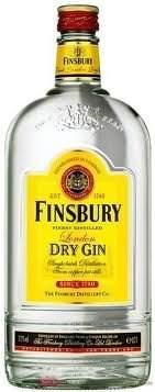 Gordon'S Finsbury Gin Traditional 700 Ml 37,5% - Gin