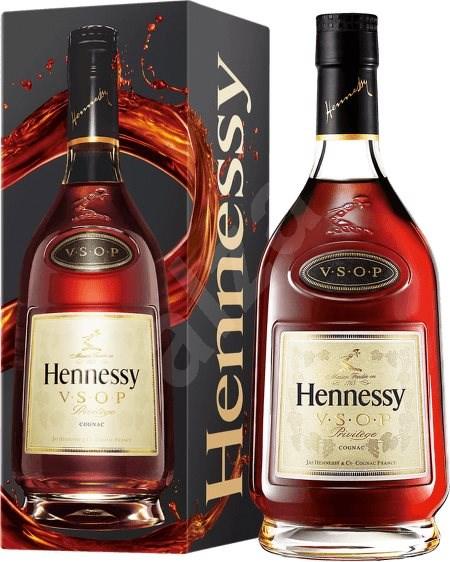 Hennessy Vsop 700 Ml 40% - Koňak