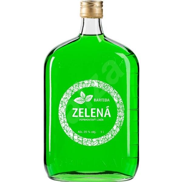 Bartida Original Zelená 1000 Ml 20 % - Likér