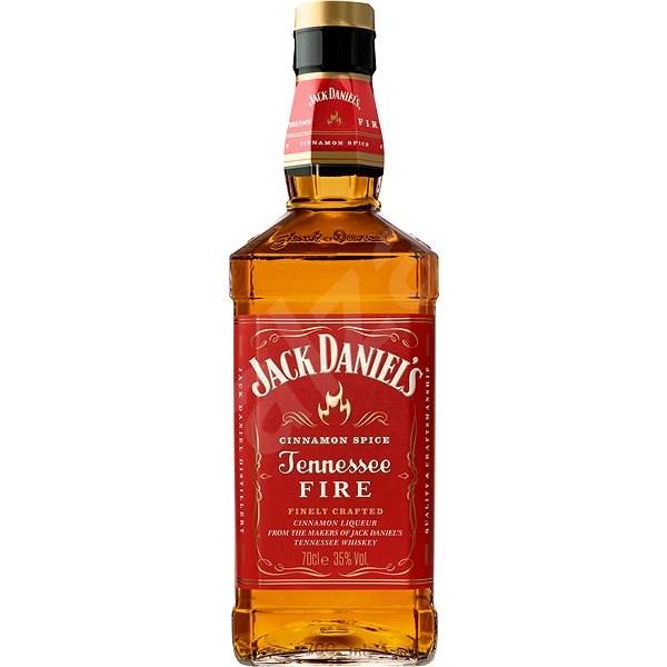 Jack Daniel'S Fire 700 Ml 35% - Whiskey