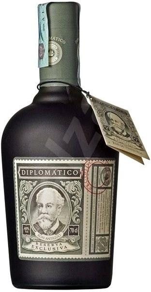 Diplomatico Reserva Exclusiva 12Y 0,7l 40% - Rum