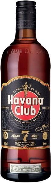 Havana Club 7Y 700 Ml 40% - Rum