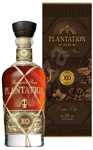 Plantation 20Th Anniversary Xo 700 Ml 40% Gb - Rum