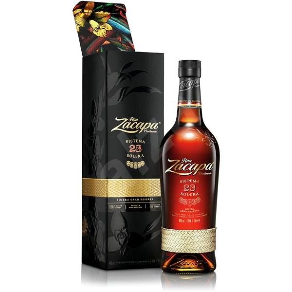Zacapa Centenario 23Y 1000 Ml 40% - Rum