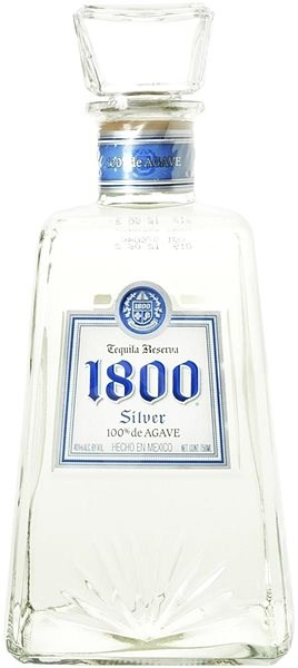 1800 Tequila Reserva Silver 700 Ml 38 % - Tequila