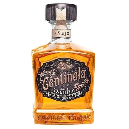 Centinela Tequila Anejo 700 Ml 38% - Tequila