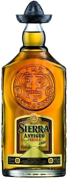 Sierra Tequila Antiguo Anejo 100% Agave 700 Ml 40% - Tequila
