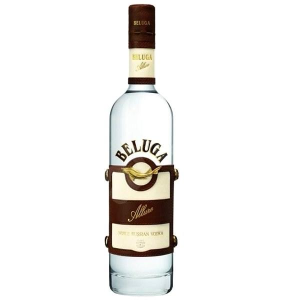 Beluga Allure 700 Ml 40 % Kožené - Vodka