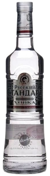 Russian Standard Platinum 1000 Ml 40% - Vodka