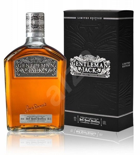 Jack Daniel'S Gentleman Jack Patek Philippe 1000 Ml 43% Gb L.E. - Whiskey