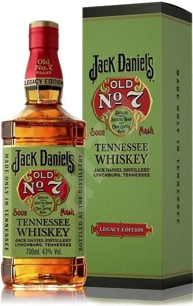 Jack Daniel'S Legacy 1905 700 Ml 43% L.E. - Whiskey
