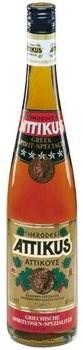 Attikus Brandy 0,7l 38% - Brandy