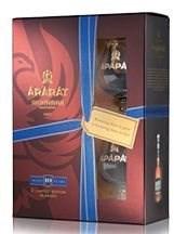Brandy Ararat 20y 0,7l 40% + 2x sklo GB - Brandy