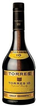 Torres Brandy 10y 0,7l 38% - Brandy