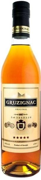 Gruzíňák 0,5l 40% - Brandy