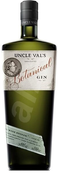 Uncle Val's Botanical Gin 0,7l 45% - Gin