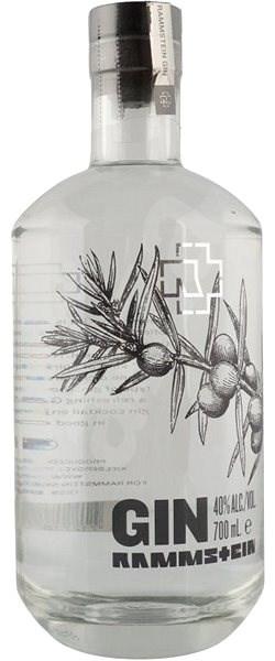 Gin Rammstein 40% 0,7l - Gin