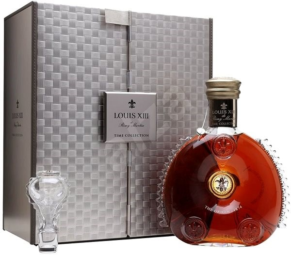 Remy Martin Louis XIII. Time Collection 0,7l 40% - Koňak