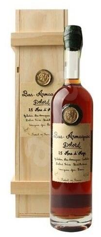 Armagnac Delord 25y 0,7l 40% - Koňak
