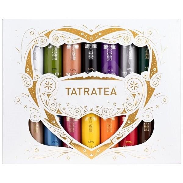 Tatratea Mini Set Mix 14×0,04l - Likér