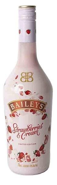 Baileys Strawberry Cream 0,7l 17% L.E. - Likér