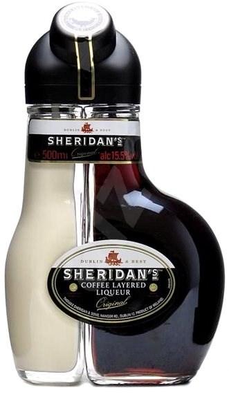 Sheridan's 1l 15,5% - Likér