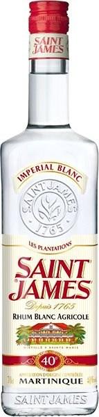 Saint James Imperial Blanc 0,7L 40% - Rum