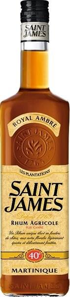 Saint James Royal Ambree 0,7L 40% - Rum