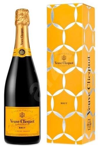 Veuve Clicquot Comet 0,75l 12% GB L.E. - Šampaňské