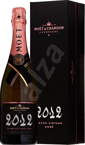 Moët & Chandon Grand Vintage Rose 2012 0,75l 12,5% GB - Šampaňské