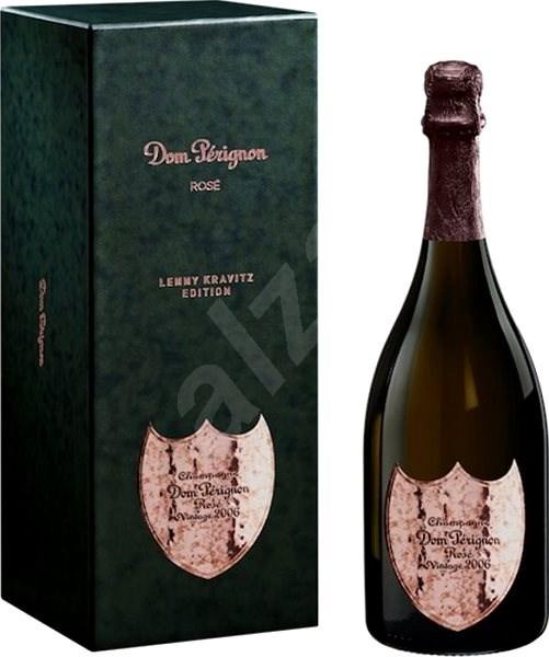 Dom Perignon Rose Vintage Brut Lenny Kravitz 2006 0,75l 12,5% - Šampaňské
