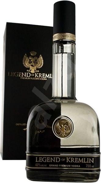Legend of Kremlin 0,7l 40% GB - Vodka