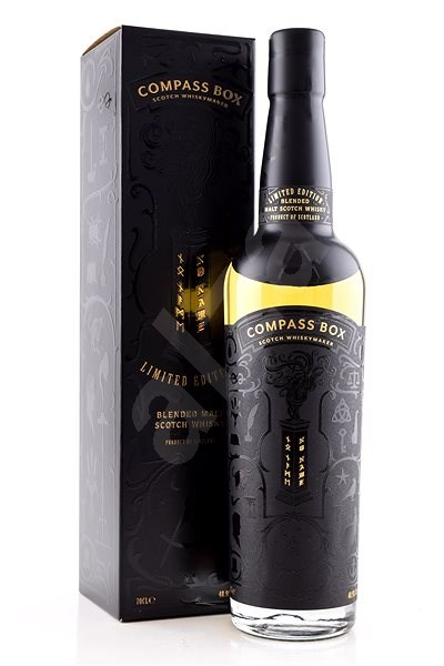 Compass Box No Name 0,7l 48,9% L.E. / Rok lahvování 2019 - Whisky