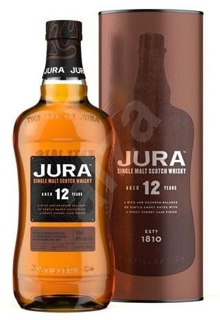 Isle of Jura 12y 0,7l 40% - Whisky